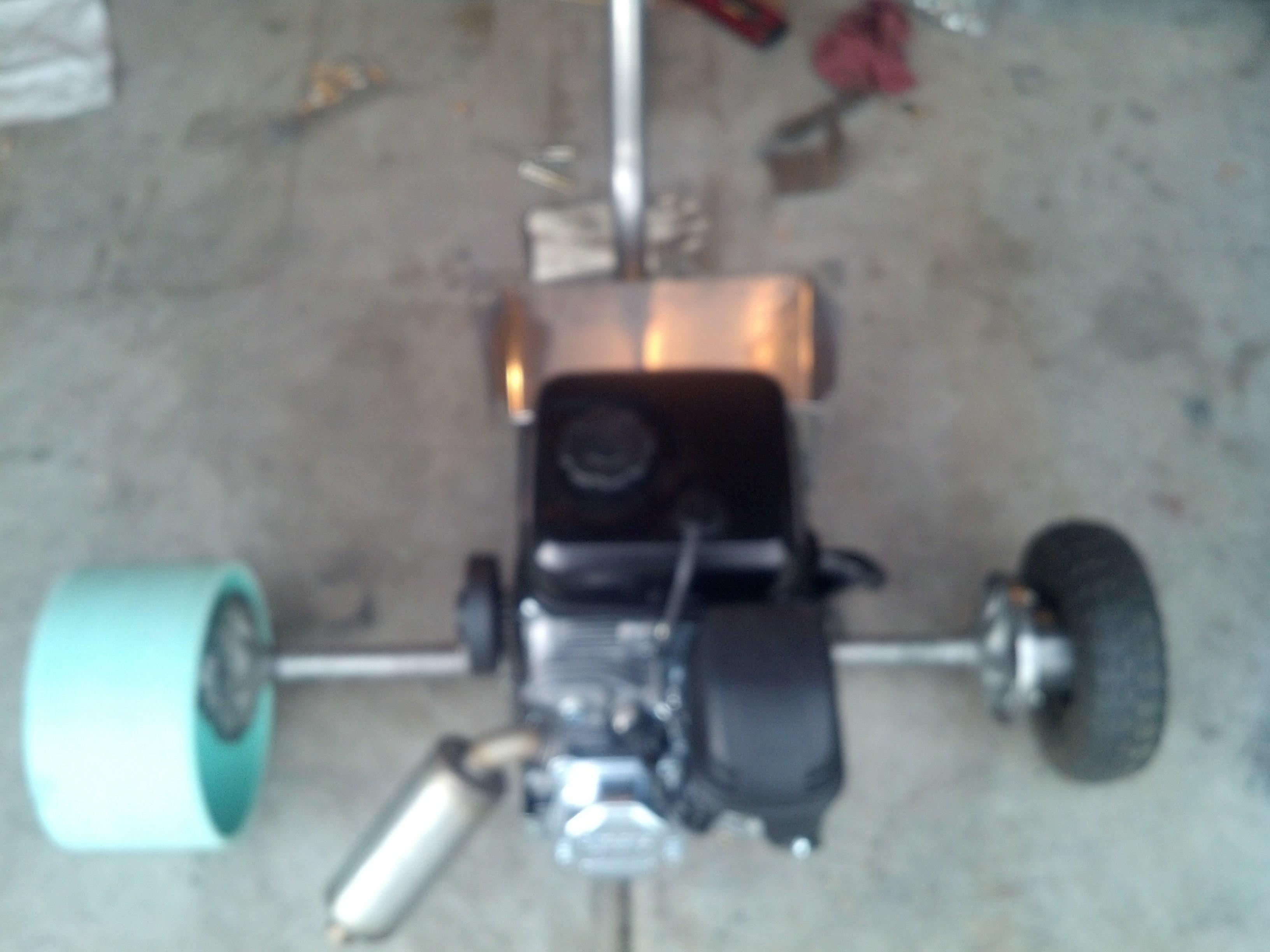 Drift Trike Images – Boyer Built